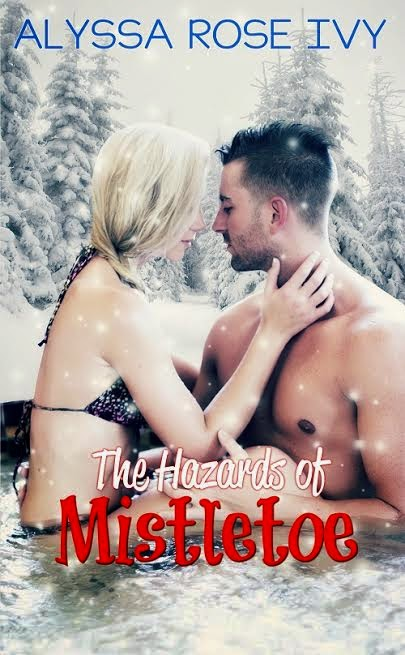The Hazards of Mistletoe cover