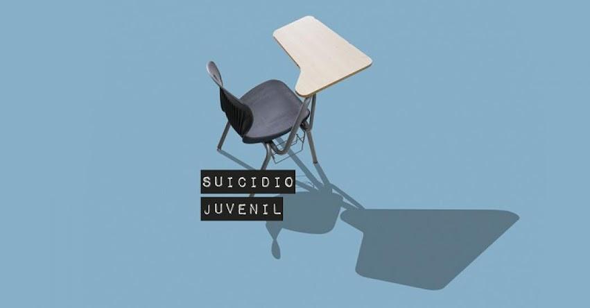 SUICIDIO JUVENIL: Las muertes invisibles - www.latercera.com