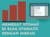 Membuat Sitemap di Blog otomatis dengan Mudah