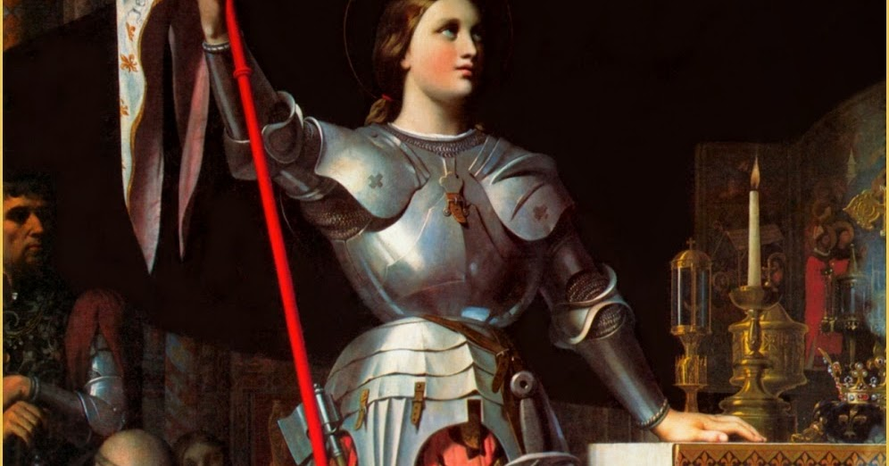 joan of arc a saint a soldier a woman essay Joan of arc showed us that she encouragement to her fellow soldiers joan's strength and determination showed of all was that joan was a woman.