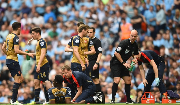 Arsenal striker Danny Welbeck set to miss Euro