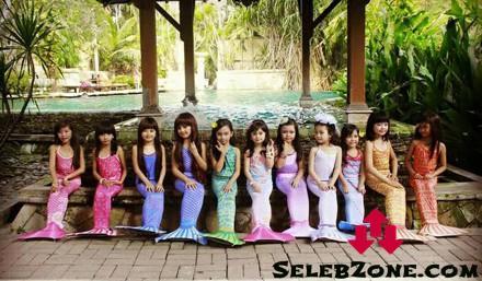 Harga Kostum Mermaid Murah Anak Dan Dewasa