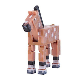 Minecraft Series 3 Horse Overworld Figure