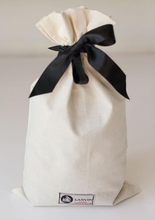 Diy Shoe Bag Lavender Sachet Could I Have That