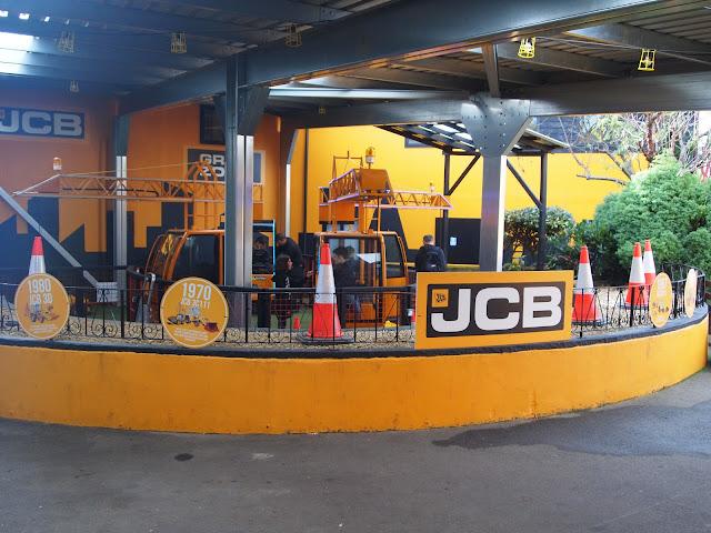 JCB Zone Gulliver's Land Milton Keynes