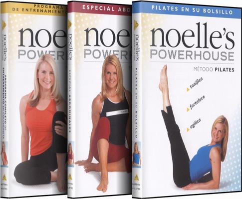 Método Pilates – Noelle's Powerhouse [Programa Completo de Entrenamiento]
