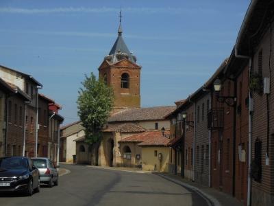 Camino, Jola Stępień, El Burgo Ranero