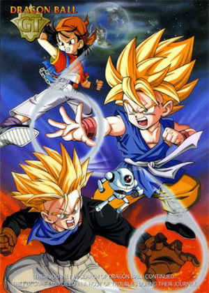 Dragon Ball GT [64/64] [Latino] [HD] [MEGA]