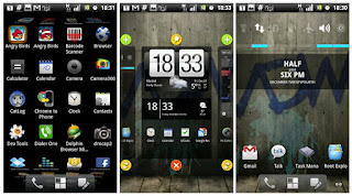 ADW : Launcher Android Terbaik