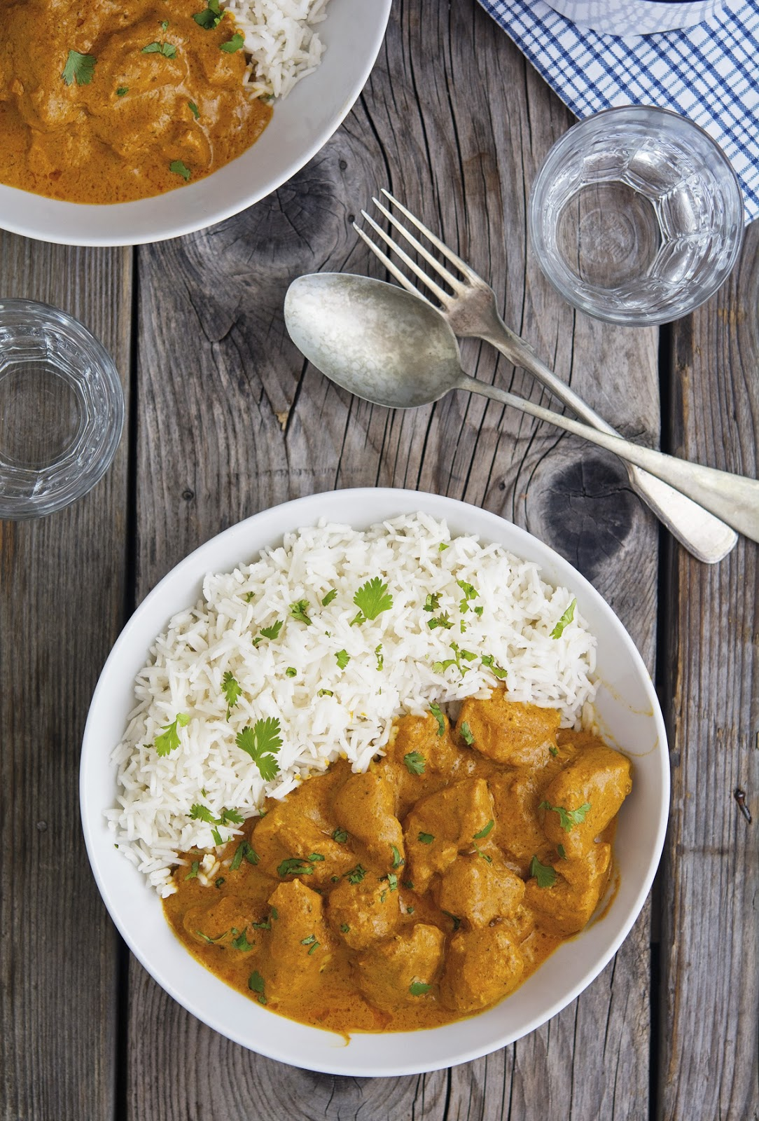 Easy Creamy Crock-Pot Butter Chicken (Murgh Makhani)
