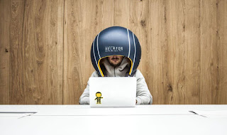 noise-isolating helmet