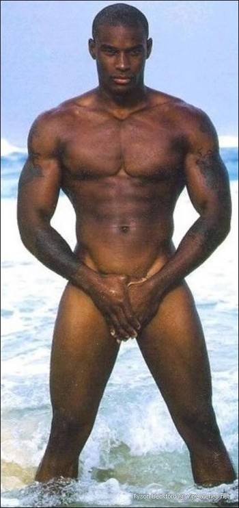 Tyson beckford sex tape video