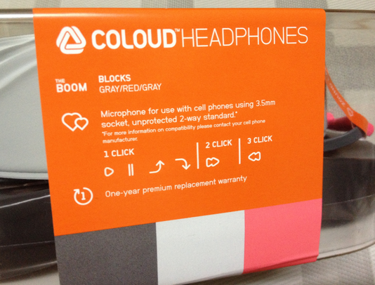 coloud headphones