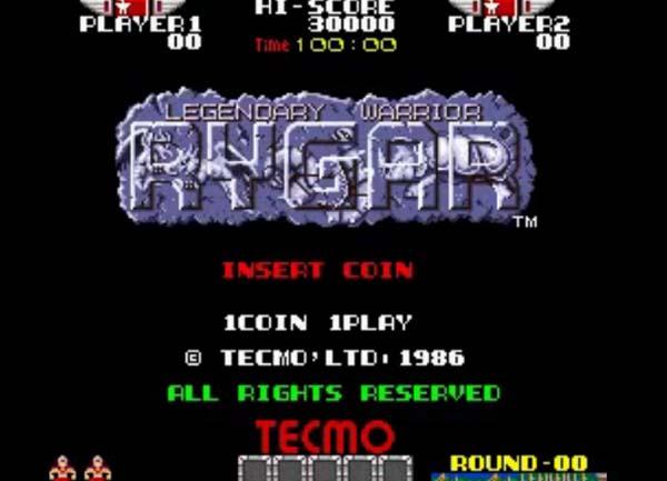 jogo rygar 1986