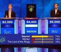 IBM Artificial Intelligence Supercomputer Watson Wins TV Quiz Show Jeopardy in a Man vs Machine Match
