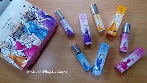 """Cipta Detik """"Scent-sasi"""" Di Mana-Mana Dengan Enchanteur Petite Parfum"""