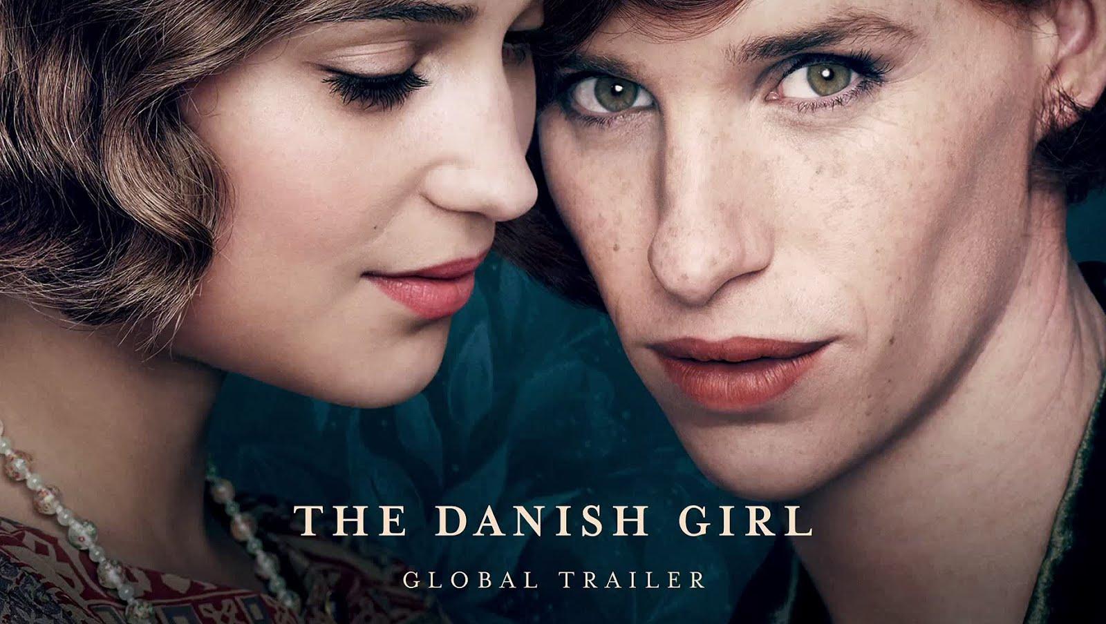Movie The Danish Girl (2016)