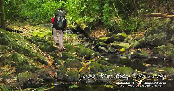 Anino River, Marami to Pico De Loro Trail - Schadow1 Expeditions