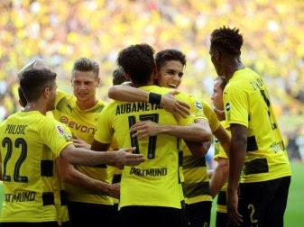 Daftar Skuad Pemain Borussia Dortmund
