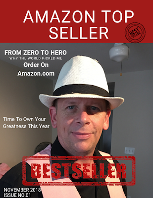 Stefan Oskar Neff New Book Release From Zero To Hero
