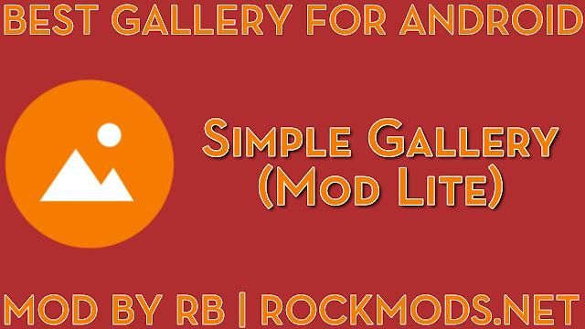 Simple Gallery 6 5 4 (Mod Pro + Ultra Lite) apk free