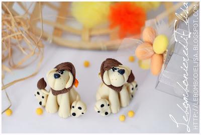 bomboniere leone