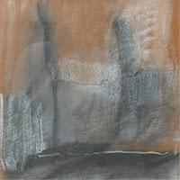 52 - Ville grise - © Edith Smets - 30/30 - pastel