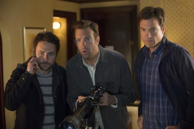 Förtelmes főnökök 2 / Horrible Bosses 2 [2014]