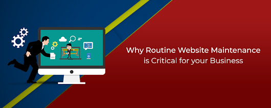 Why Routine Website Maintenance is Critical for your Business - Los Angeles SEO - Web Design Company - Mobile Apps | ClapCreative