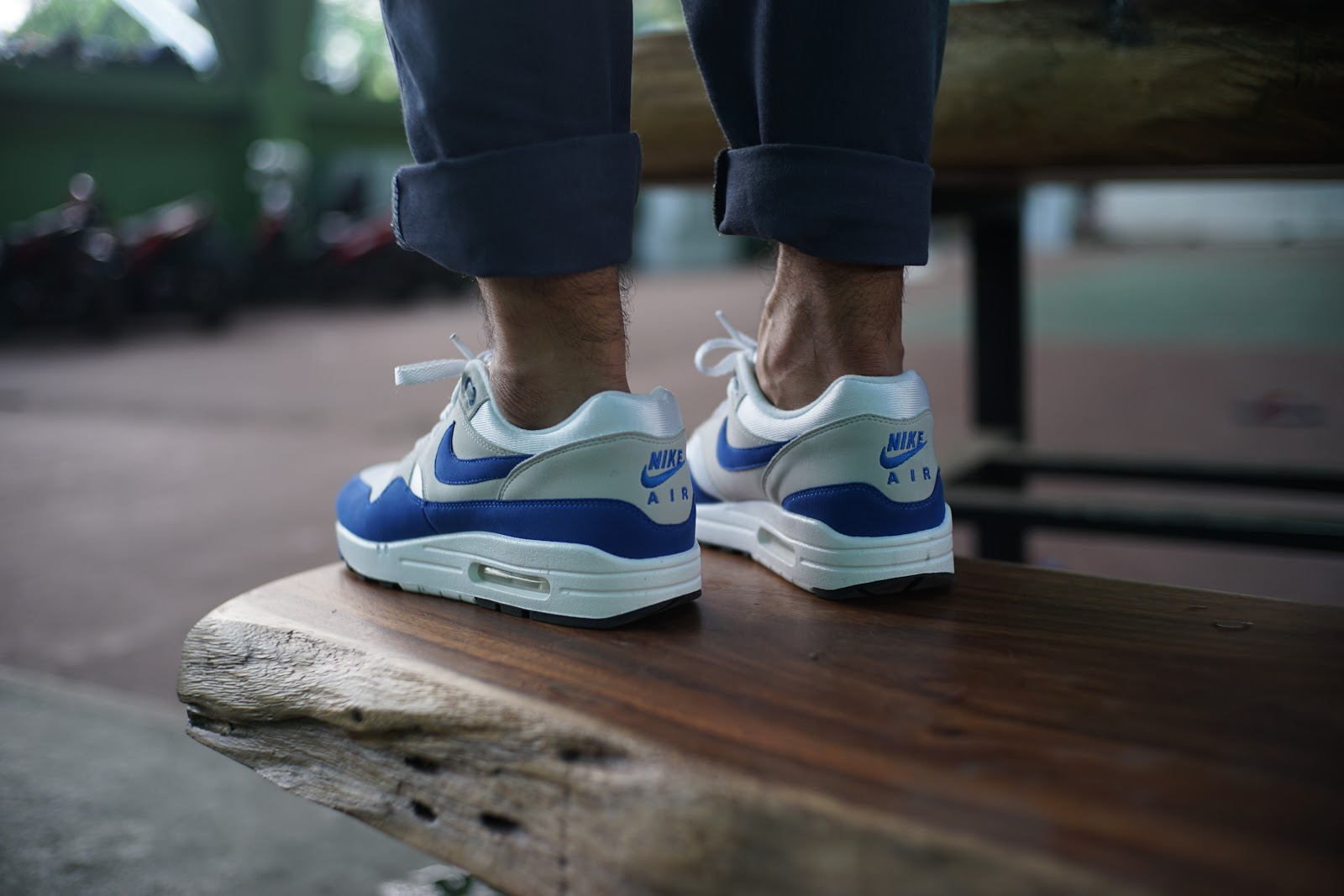 fb19bb3c59 ON FEET : Iam.ran06 - Nike Air Max 1 - Anniversary
