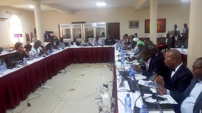 FMM WEST AFRICA PROJECT TRAINING HELD