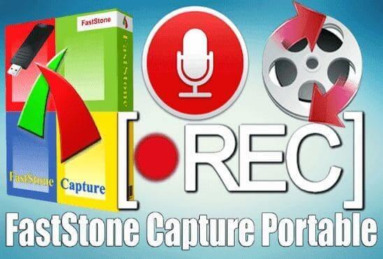 تحميل برنامج تصوير الشاشة FastStone Capture Portable نسخة محمولة مفعلة اخر اصدار