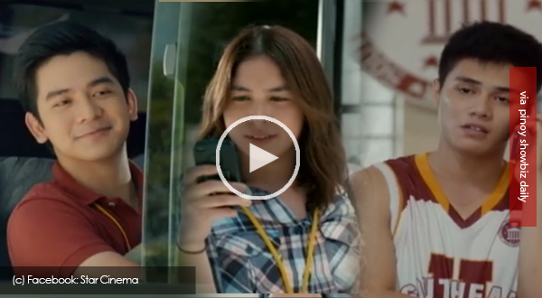 Watch: Vince & Kath & James full trailer starring Joshua Garcia, Ronnie Alonte, and Julia Barretto