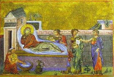 Το Γενέθλιον της Θεοτόκου: η Γέννηση της Παναγίας (8 Σεπτεμβρίου)