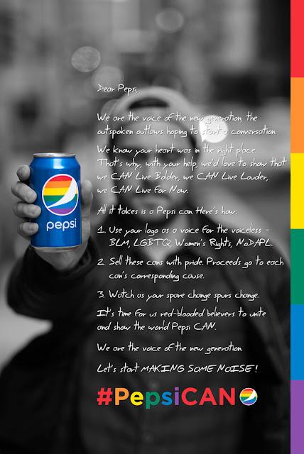PepsiCAN Una propuesta de diseño para la próxima campaña de Pepsi