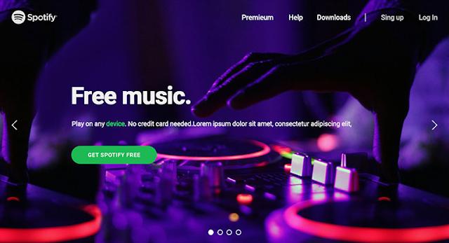 Cara Memutar Lagu di Spotify Tanpa Acak Tanpa Premium