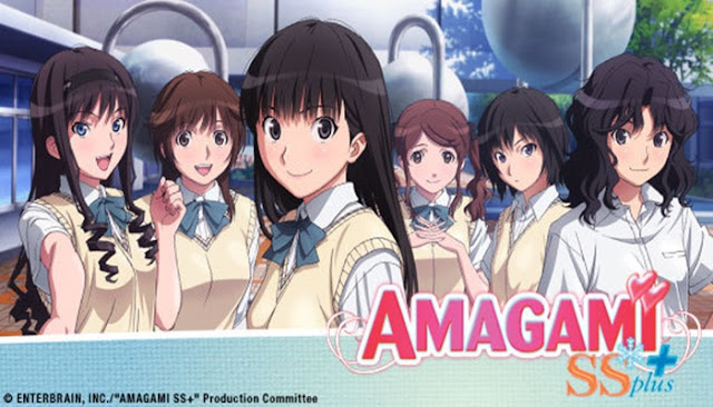 Download Amagami SS S2 BD Subtitle Indonesia [Batch]