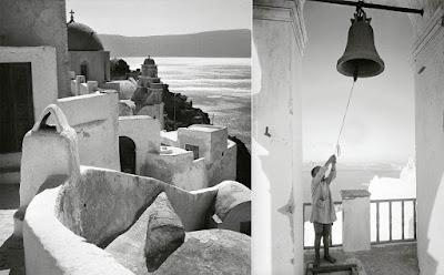 Oia, Santorini, 1950-1955