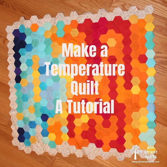 Tutorial Temperature Quilt