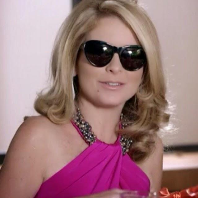 c565d194c Quem aparecem em Geração Brasil usando óculos da é da H.Stern, foi Pamela  Parker:
