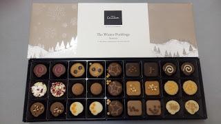 イギリスのチョコレート写真