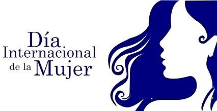 Imagen alusivo al Día Internacional de la Mujer con el perfil de una mujer