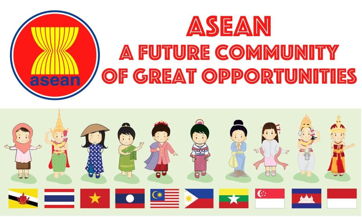 Gambar Negara Asean Beserta Ibukotanya Ibukota Mata Uang Dan Bahasa Negara Negara Asean