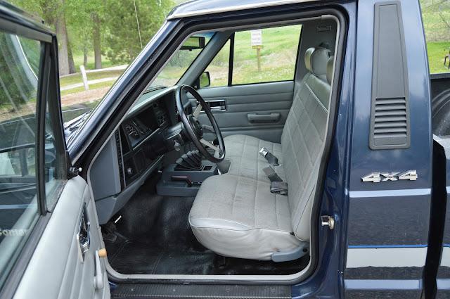 1991 Jeep Comanche SPORT 4x4 Rare Truck For Sale