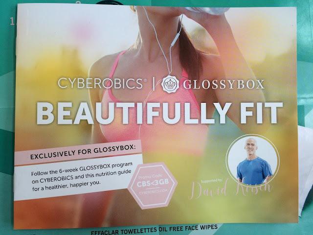 Cyberobics Fitness App