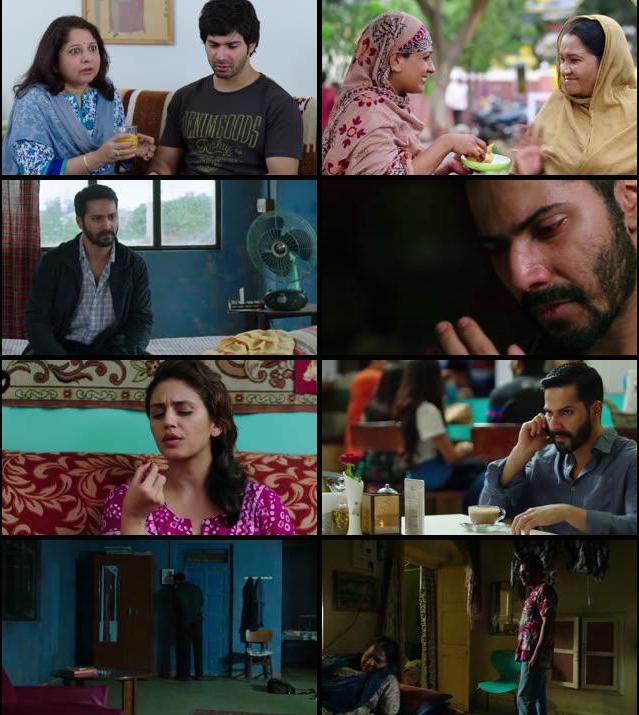 Badlapur 2015 Hindi 720P DVDRip