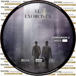 [SERIE TV] THE EXORCIST - EL EXORCIST - 2018 [COVER DVD] [TEMPORADA 2]
