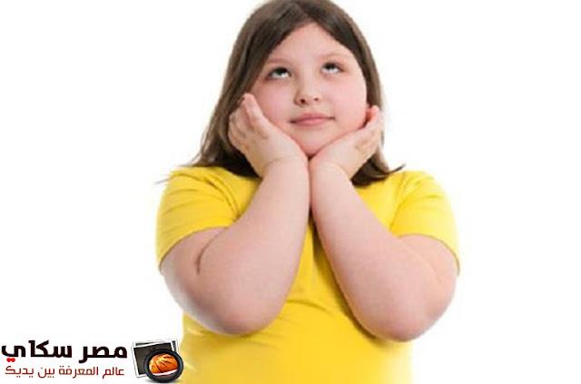 كيفية التخلص من البدانة بالنسبة للاطفال Childhood obesity