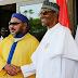 President Buhari, Moroccan King meet in Aso Rock