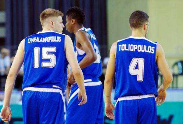 Οι αριθμοί του Ευρωπαϊκού Πρωταθλήματος Νέων Ανδρών για την Ελλάδα-Ξεχωρίζουν Χαραλαμπόπουλος και Τολιόπουλος